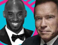 Arnold Schwarzenegger habla de Kobe Bryant