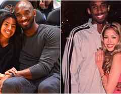 Kobe Bryant viuda mensaje San Valentín