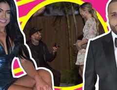 Nicky Jam pedida de matrimonio