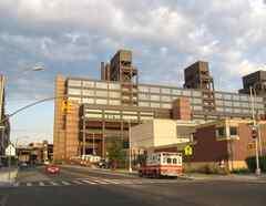 Woodhull Medical Center de Nueva York.
