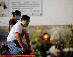 Jueves Santo en Guatemala