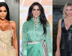 Kim Kardashian, Bárbara de Regil y Águeda López
