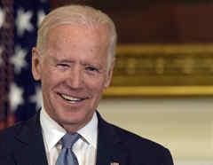 El exvicepresidente estadounidense y precandidato demócrata a la Casa Blanca, Joe Biden.