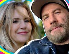 John travolta esposa muerte Kelly Preston
