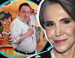 Florinda Meza reacciona programas Chespirito
