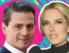 Tania Ruiz chismes truene Peña Nieto