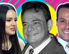 Sarita, José José, Josél Joel cenizas