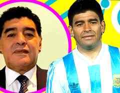 Filtran fotos del cadáver de Maradona y causan indignación