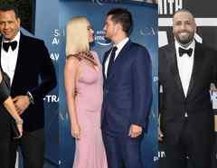 Parejas de famosos comprometidos