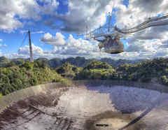 Radiotelescopio Puerto Rico