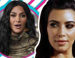 Kim Kardashian: En pleno divorcio, ventilan foto comprometedora