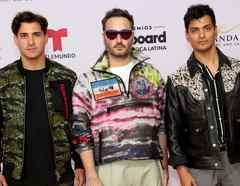 Reik 2019 Billboard Latin Music Awards