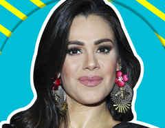 Luz Elena González, tras encontrar larvas en su rostro, dicen parece otra