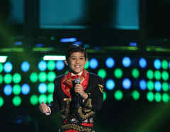 Brian Audiciones a Ciegas La Voz Kids 2016