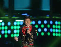 Brian Audiciones a Ciegas La Voz Kids 2016