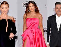 Mejor vestidos de la alfombra de los Premios Billboard 2019