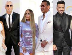 Las parejas de Premios Billboard