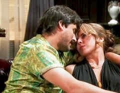 Dueños del Paraíso, Resumen Semanal, escena romántica, Kate del Castillo, Jorge Zabaleta
