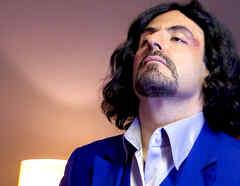 Alejandro Calva, Miguel Quintanilla, pensativo, Señora Acero 2