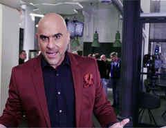 Héctor Suárez como Hugo Lomardi