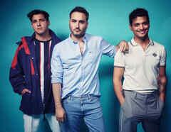 Reik en los ensayos de Premios Billboard 2019