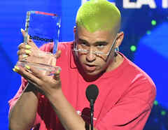 Bad Bunny en Premios Billboard 2019