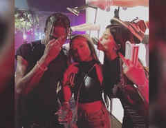 Fiesta de Travis Scott