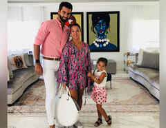 La casa de Adamari López y Toni Costa