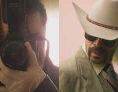 """Los detectives del caso de Selena Quintanilla, en """"El Secreto de Selena"""""""