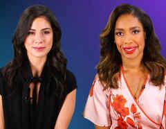 Gina Torres e Isabel Arraiza