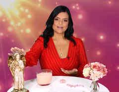 Katherine Andarcia atraer el amor con ángeles