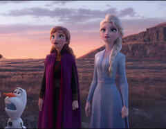 Frozen 2 second trailer
