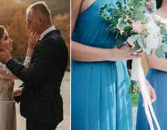 Collage tendencias en bodas 2020
