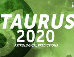 Taurus, Astrology predictions 2020