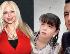 Sabrina Sabrok y su hija autista