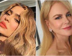 Kylie Jenner, Nicole Kidman