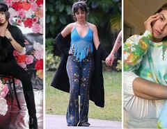 Ángela Aguilar, Camila Cabello y Michelle Salas
