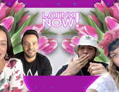 Luis Fonsi, Dayanara torres, Sofia Reyes, Justin Quiles, latinx now!