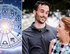 Pareja y signos del zodiaco