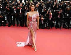 Eva Longoria en Cannes 2019