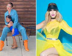 Kylie Jenner y Carmen Aub
