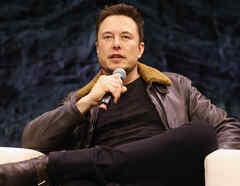 Elon Musk entrevista 2018
