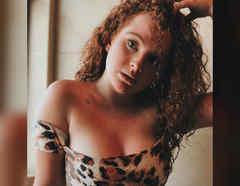 Briggitte Bozzo en bikini
