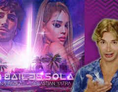 "New Music Drop: Sebastián Yatra Says to Danna Paola ""No Bailes Sola"""