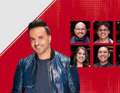 Team Fonsi regresa a La Voz US 2