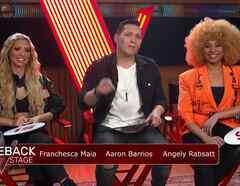Participantes de El Comeback Stage en reto de preguntas