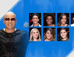 Team Wisin regresa a La Voz US 2