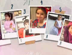 Aitana Derbez cumple 6 años