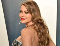 Sofía Vergara Vanity Fair Oscar Party