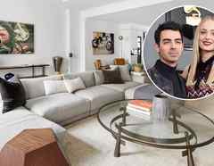 Departamento de Sophie Turner y Joe Jonas